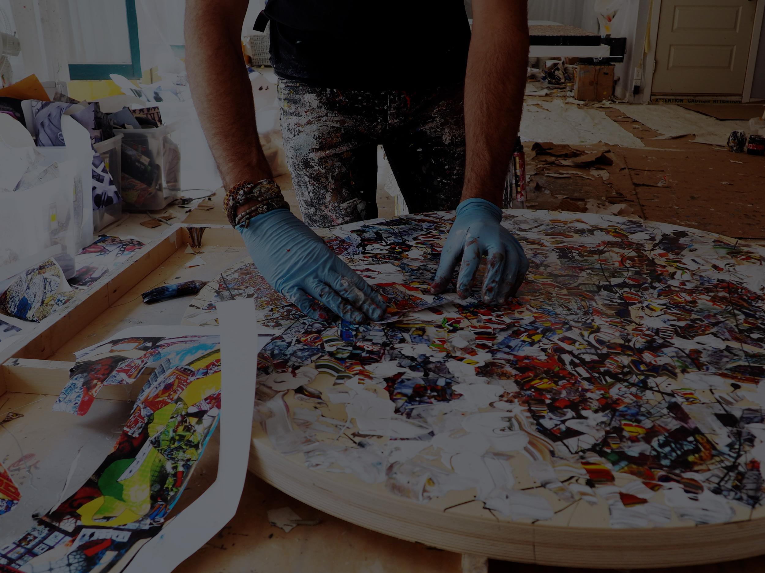 Des couleurs pour l'éternité - Annie Colpin